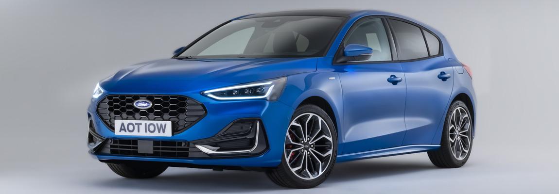 2022 Ford Focus, verbeterde connectiviteit, geëlektrificeerde aandrijflijnen en een nieuw design incl. video's